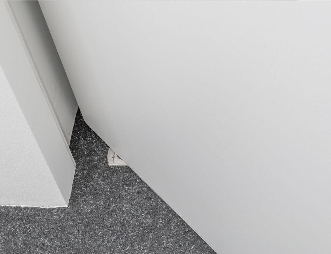 """Pivot Doors Model """"SVING"""" detail"""